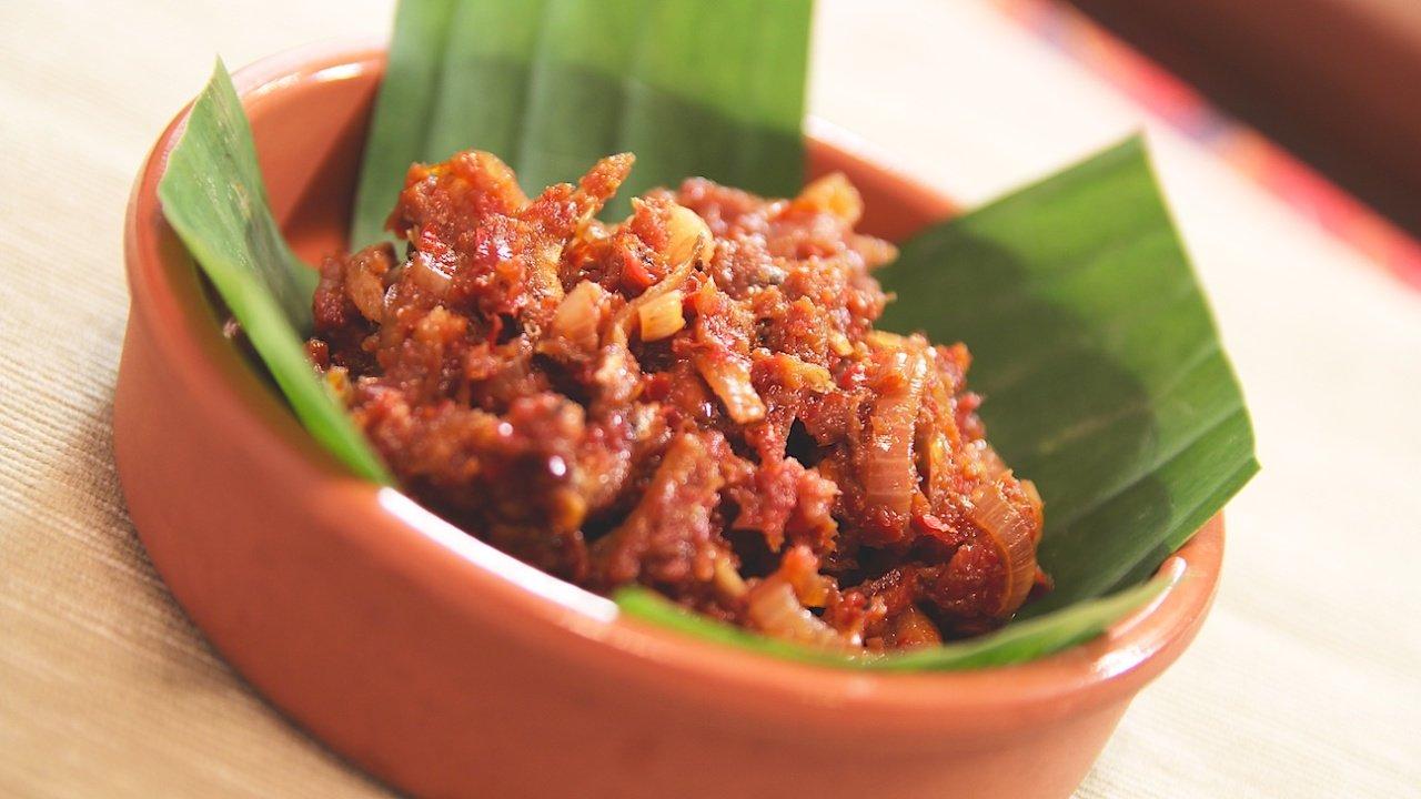 resep sambal bawang berkhasiat