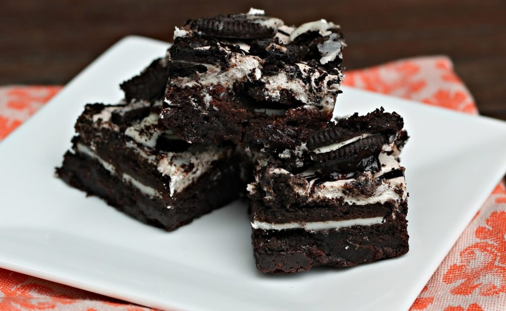 Cara Membuat Kue Yang Mudah Dan Simpel: Brownis Oreo Kukus Sederhana