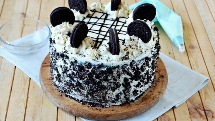 Cara Membuat Kue Yang Mudah Dan Simpel Kue Oreo