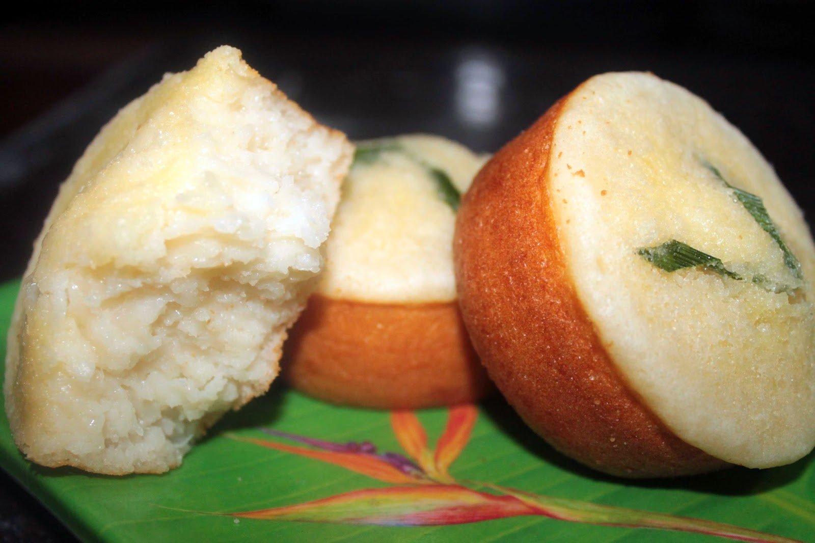 Langkah-langkah Cara Membuat Kue Apem Kukus Praktis Sederhana
