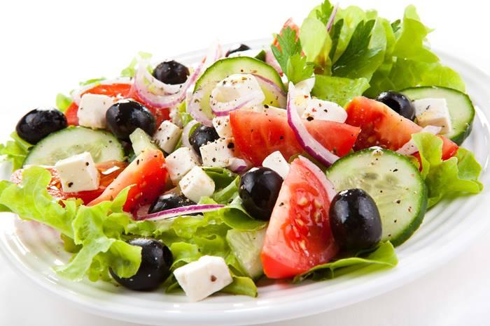 Manfaat Salad Sayur Untuk Kesehatan dan Kecantikan