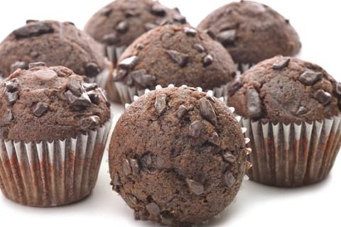 Muffin Coklat Simpel