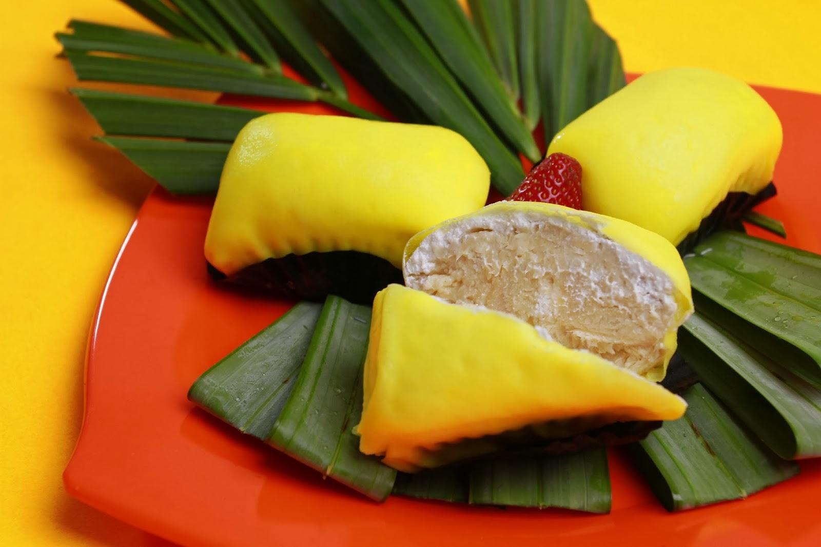 tips membuat pancake durian