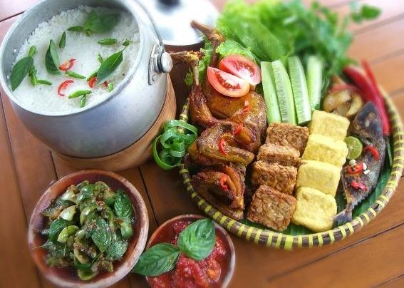 Resep Nasi Liwet Sunda Tanpa Santan