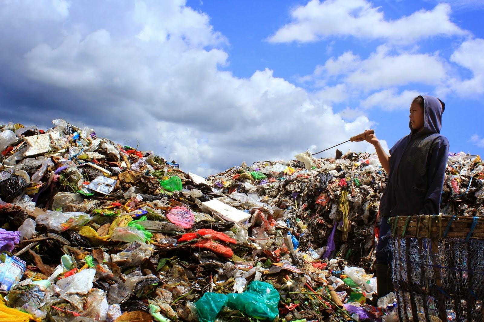 contoh Daur Ulang Sampah Organik Dan Anorganik