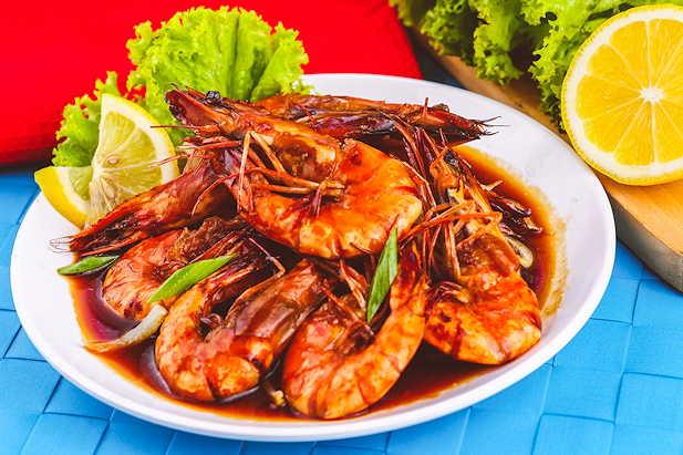 Resep Masakan Udang Yang Sederhana Dan Lezat