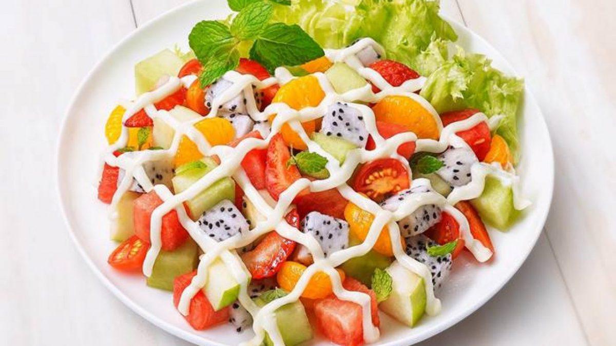 Resep Saus Salad Buah Super Enak dan Cara Membuatnya