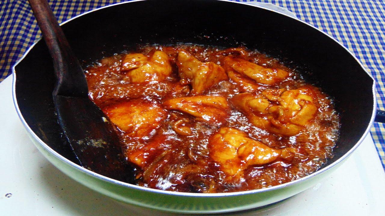 Cara Masak Ayam Semur Biasa
