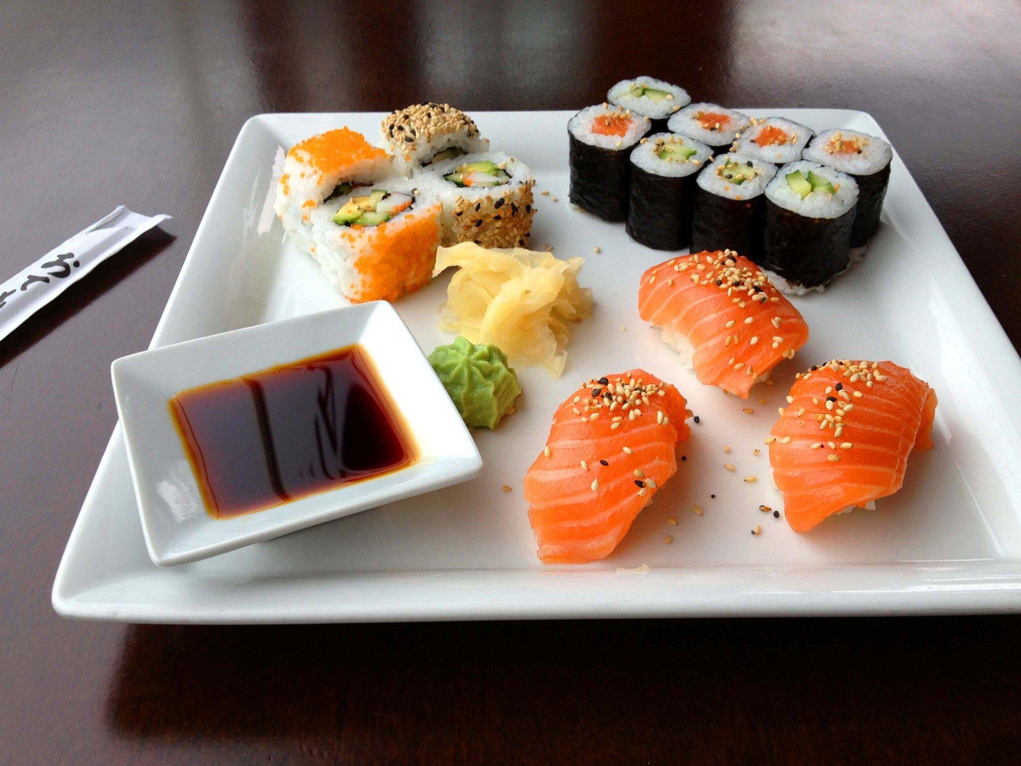 cara bikin sushi roll rumahan