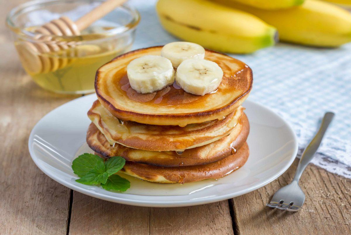 Cara Buat Pancake Pisang Yang Rasanya Spesial Dan Mudah