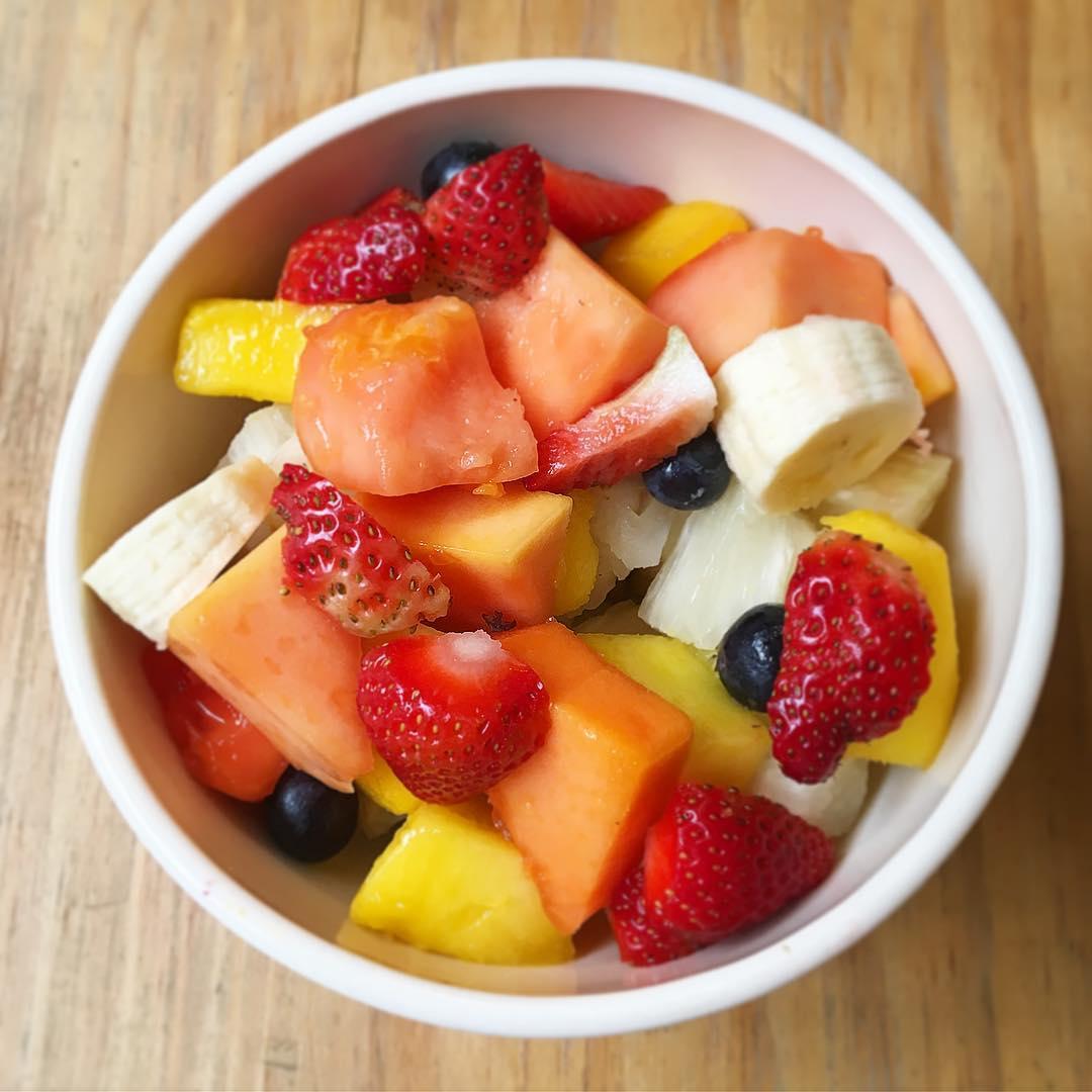 salad buah untuk diet yang murah