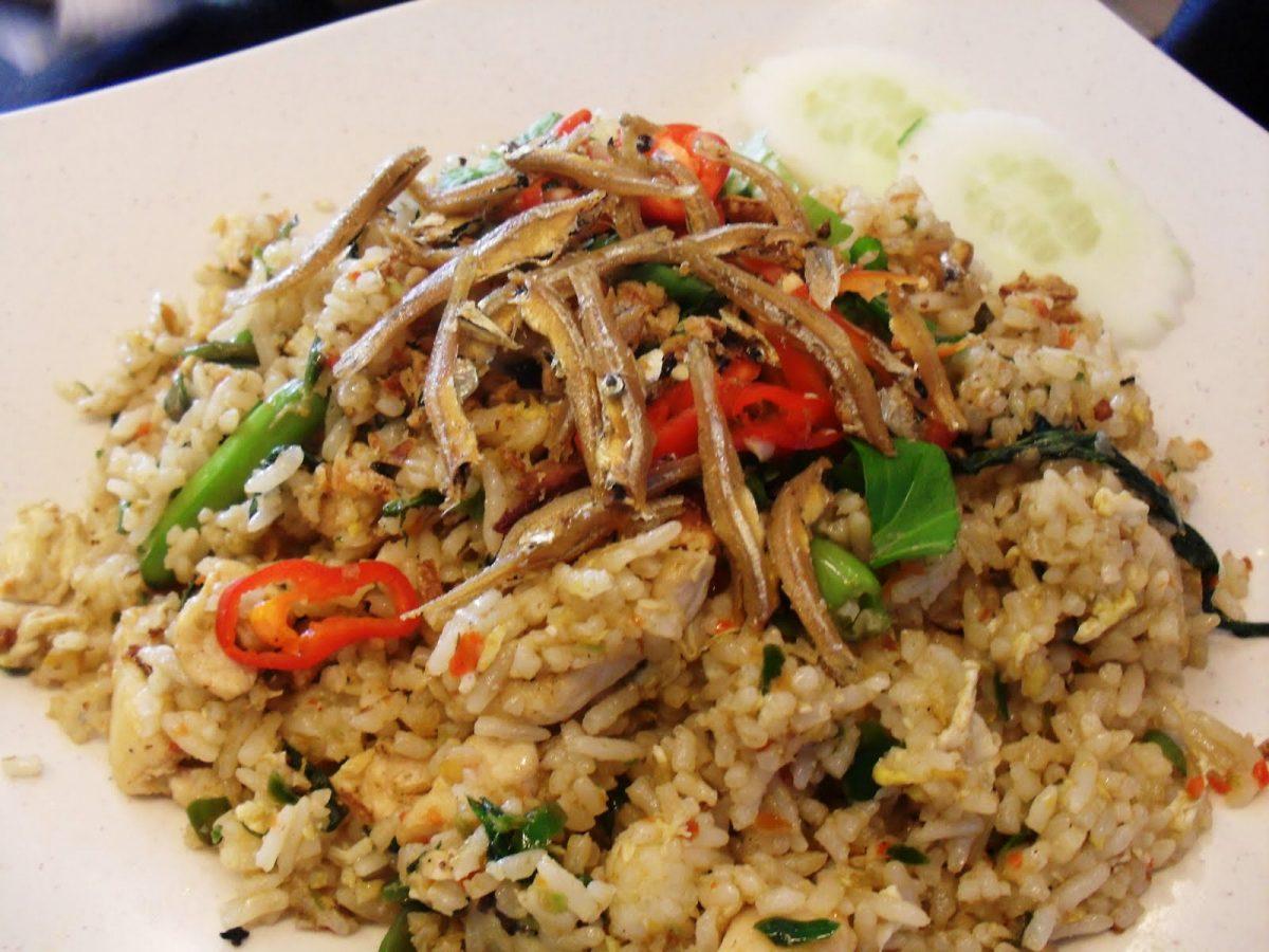 10 Resep Nasi Goreng Kampung Terasi