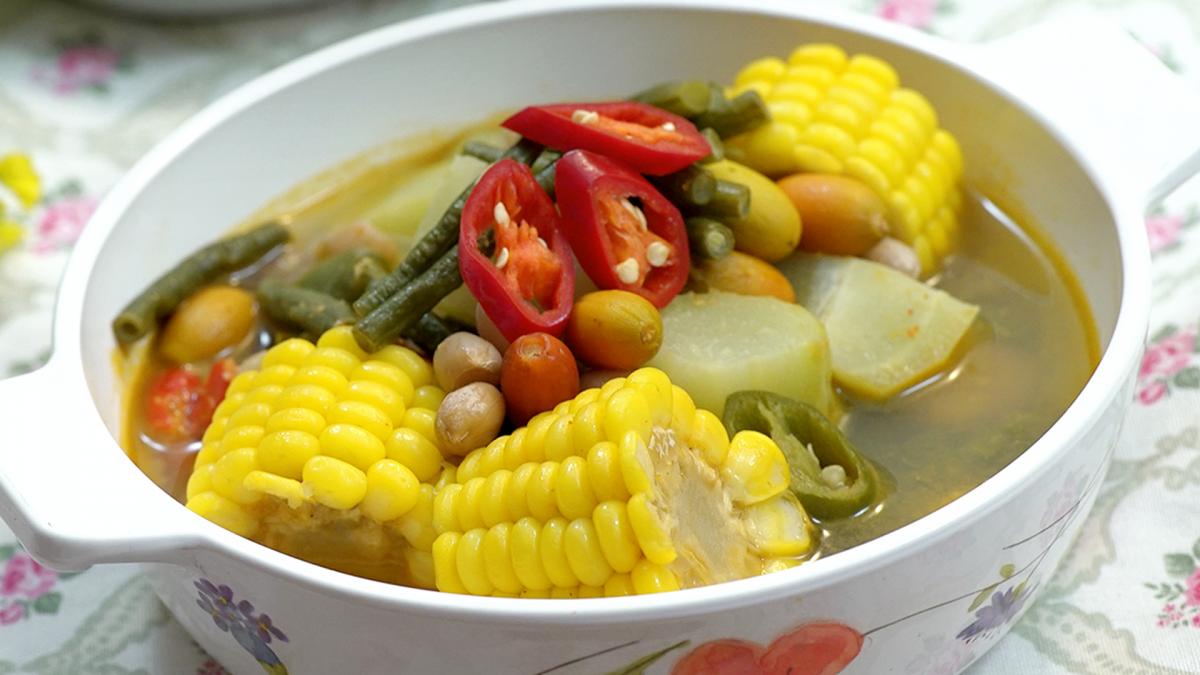 6 Resep Sayuran Berkuah Gurih dan Mengugah Selera