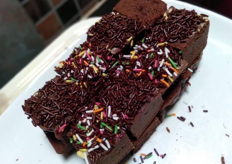 resep kue brownies chocolatos