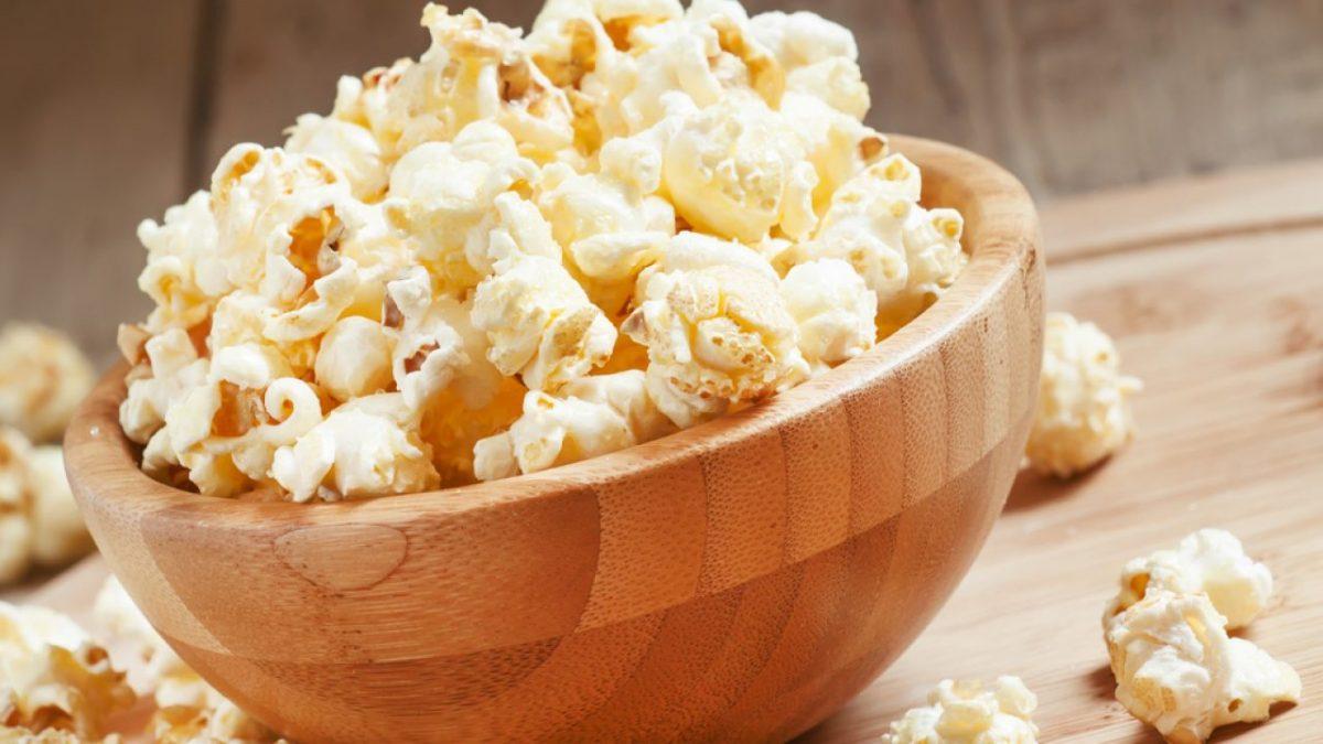 Cara Membuat Popcorn Asin Gurih dan Sederhana