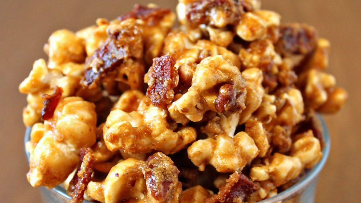 Inilah Cara Membuat Popcorn Caramel Seperti di Bioskop