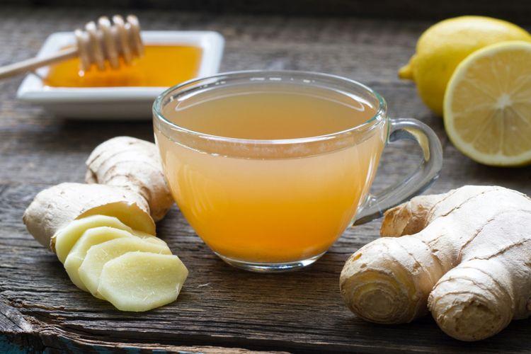 Terbaru! Cara Membuat Jus Lemon Jahe Sepesial Buat Anda
