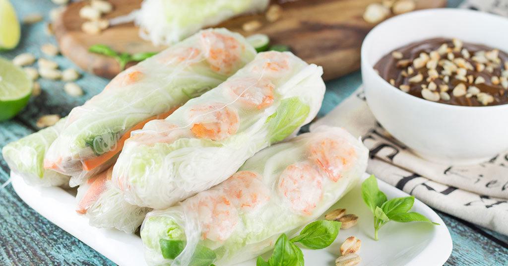 cara membuat salad sayur roll