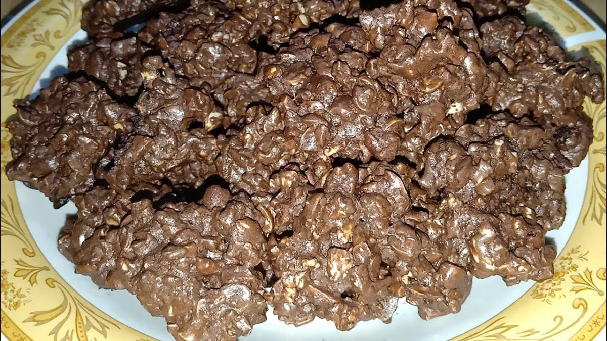 Resep Kacang Coklat Spesial yang Mudah Dibuat Praktis deh
