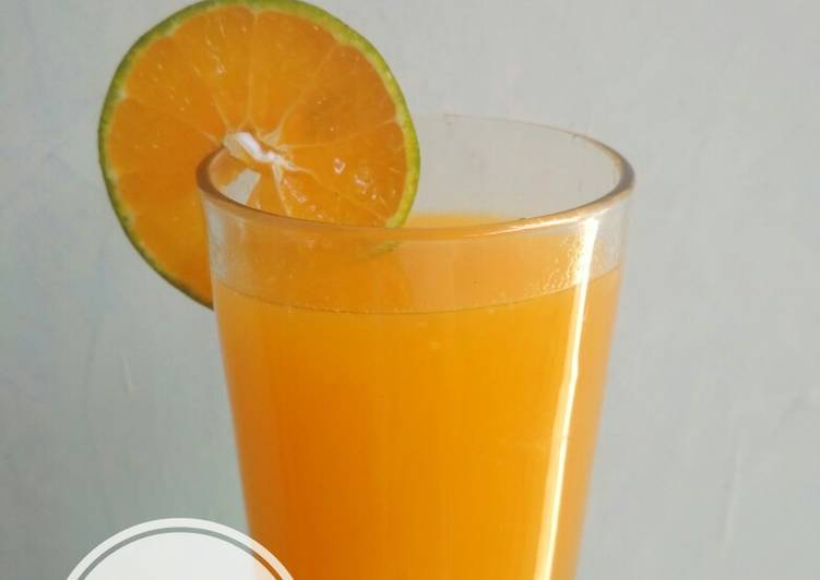 Berikut Beberapa Manfaat dan Cara Buat Jus Jeruk Lemon Alami yang Enak
