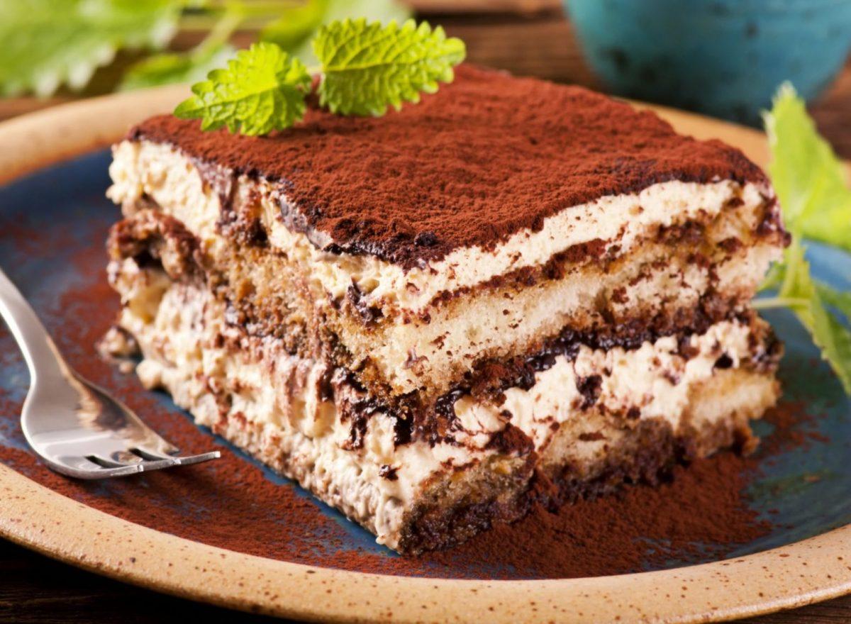 Resep Cake Tiramisu Panggang Lezat