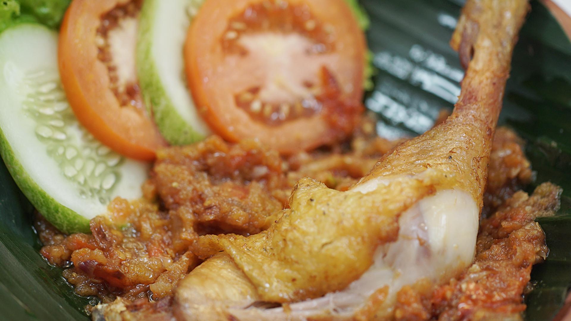 resep ayam penyet rumahan
