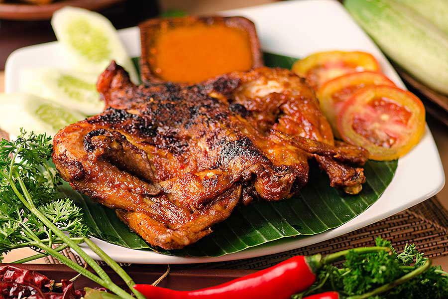 cara bikin ayam panggang