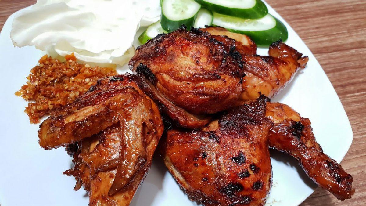 Wajib Kamu Tahu, Inilah Bumbu Oles Ayam Bakar yang Pasti Enak dan Nikmat