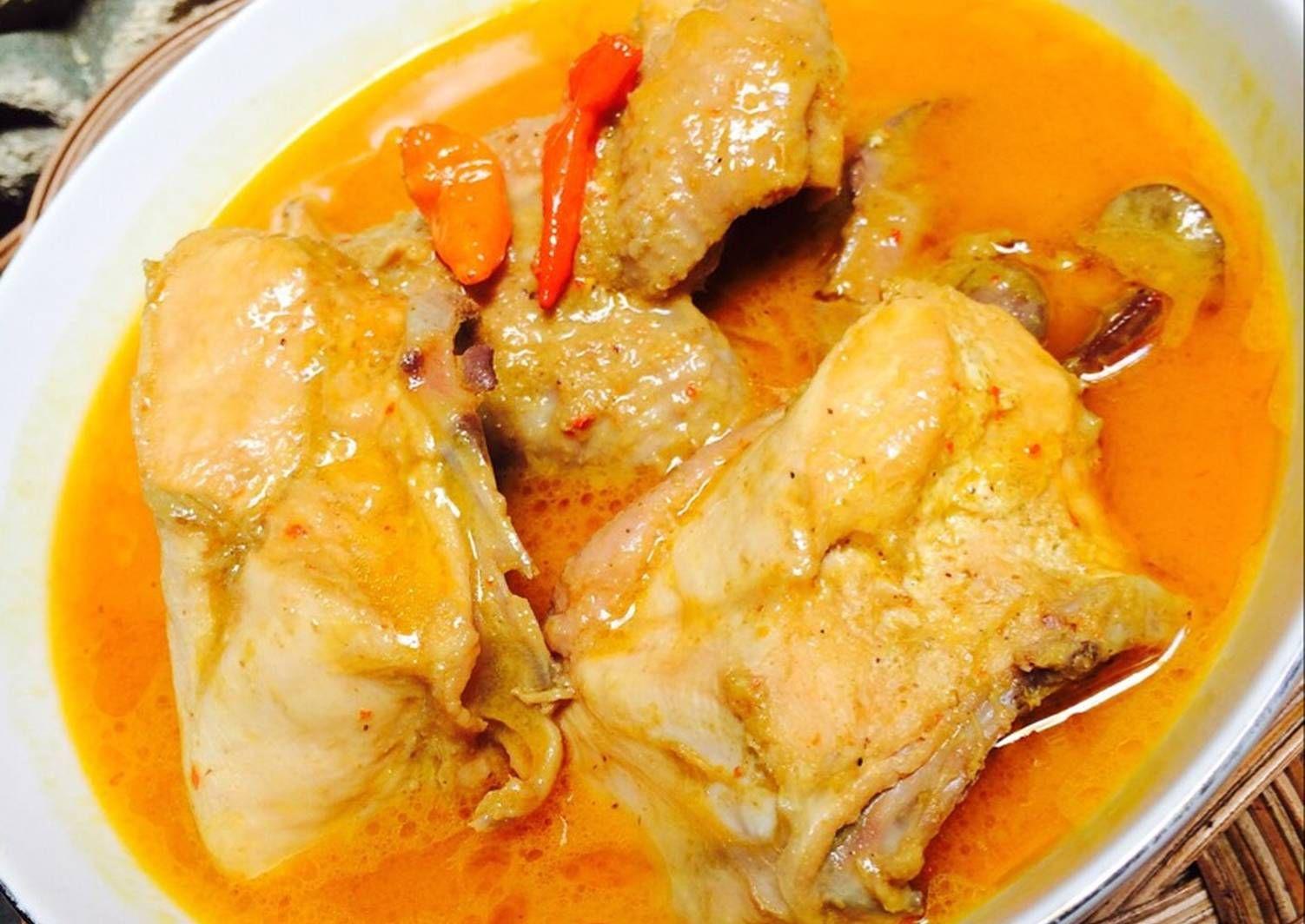 bumbu opor ayam kuning
