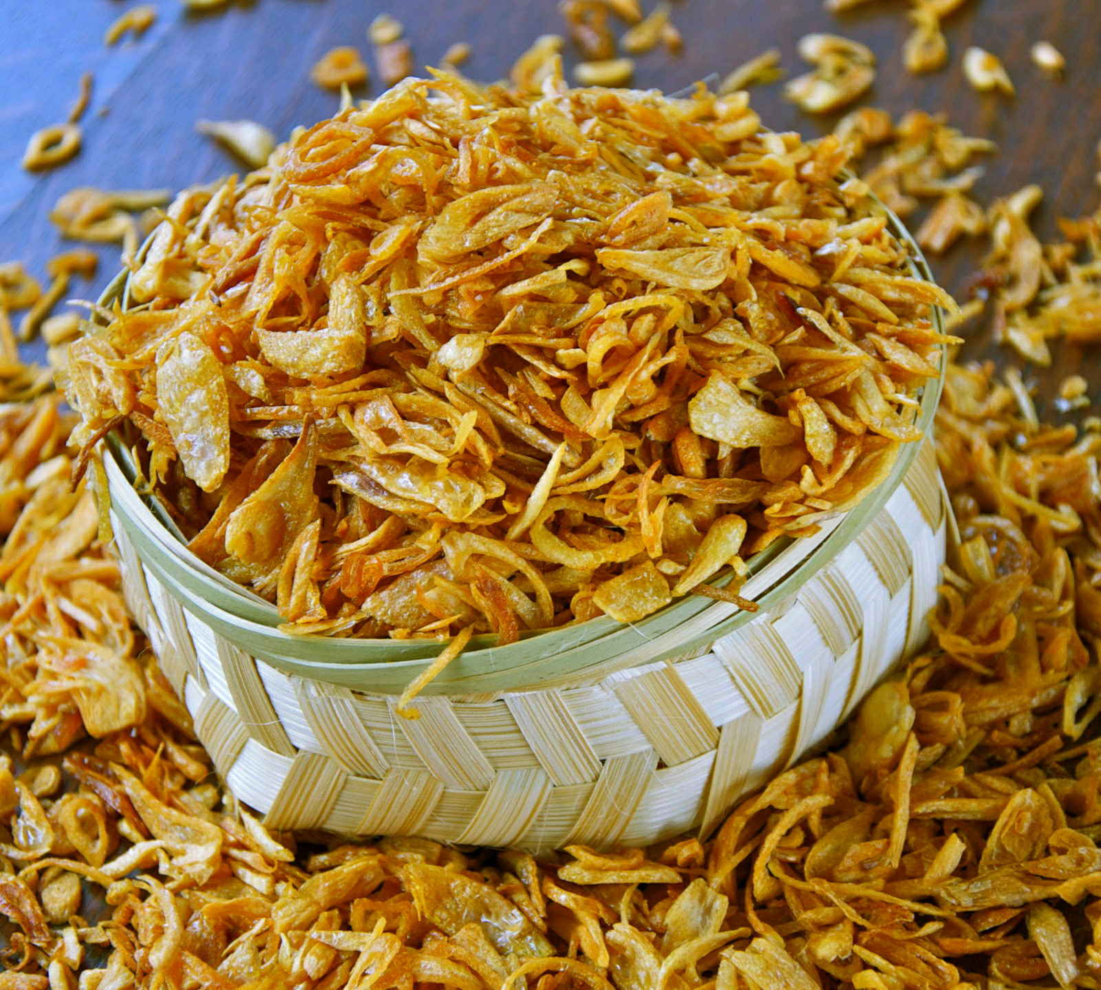 cara membuat bawang goreng renyah