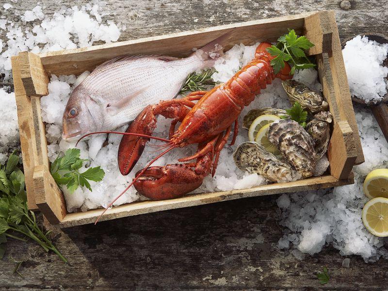 resep-resep seafood lainnya