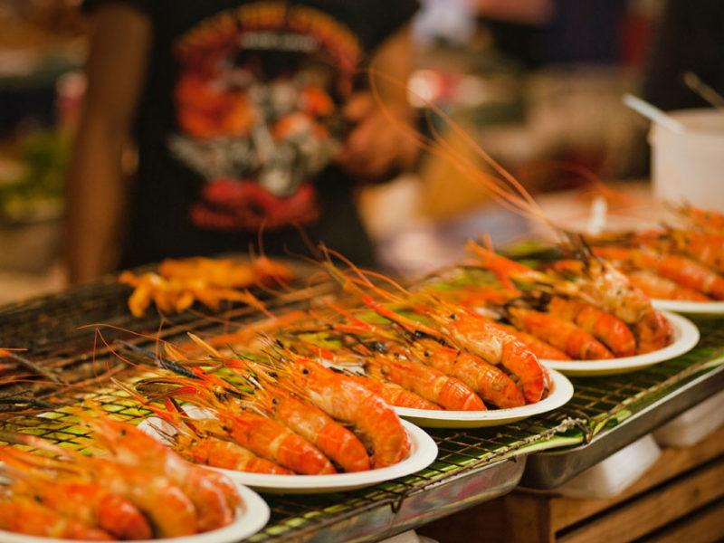 makanan seafood di indonesia