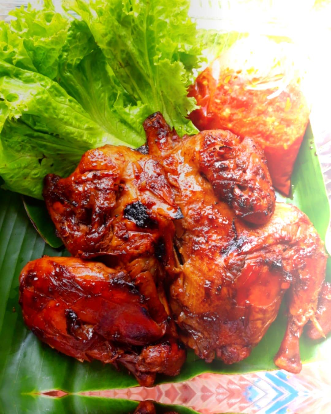 cara nenbuat ayam bakar yang enak dan meresap