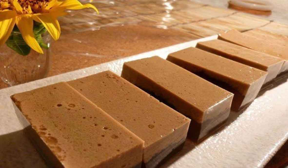 Cara Membuat Agar Agar Santan Coklat Mudah dan Enak
