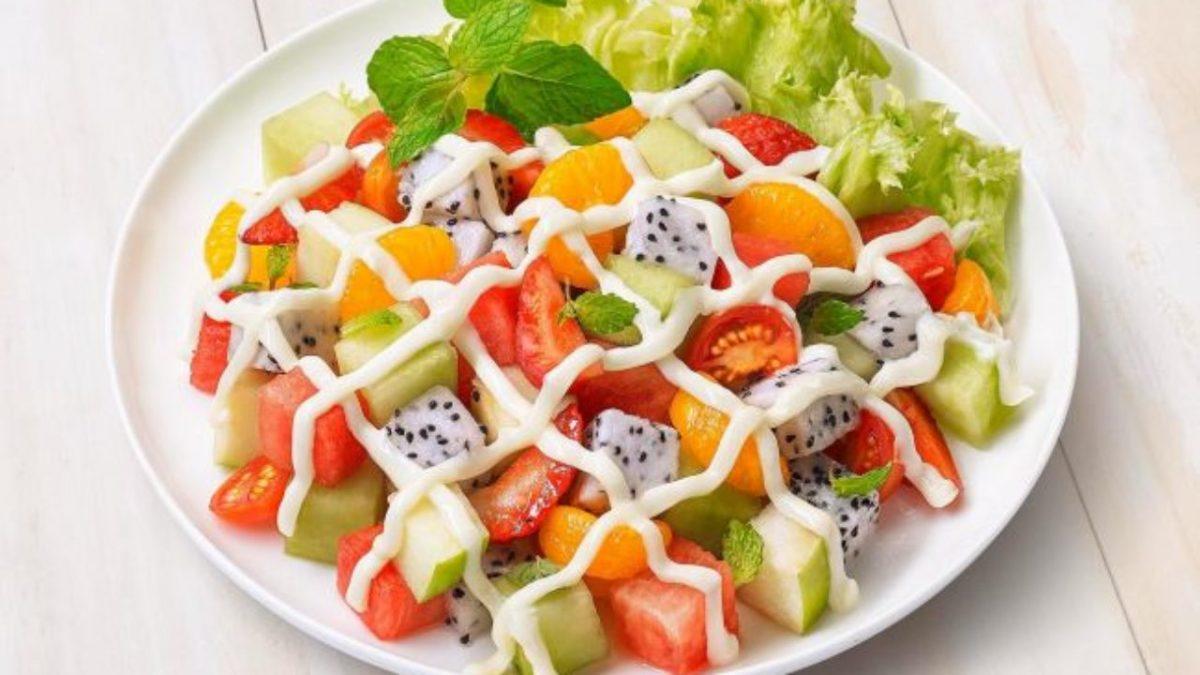 Berikut Ini Penjelasan Mengenai Salad Buah Untuk Diet