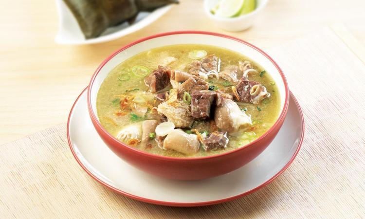Resep Coto Makassar Daging Kuah Kental Enak dan Mudah