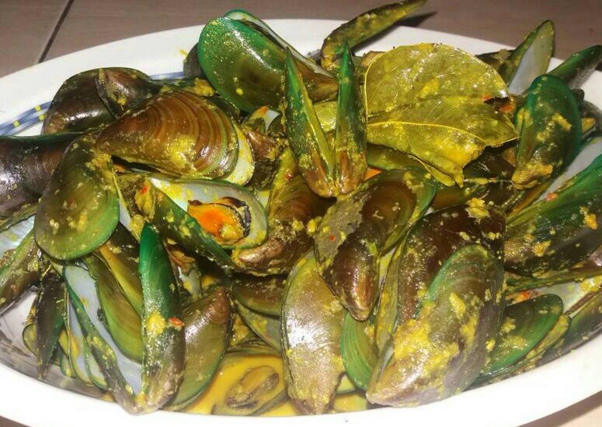 Resep Kerang Hijau Asam Manis Pedas, Penikmat Seafood Pasti Suka